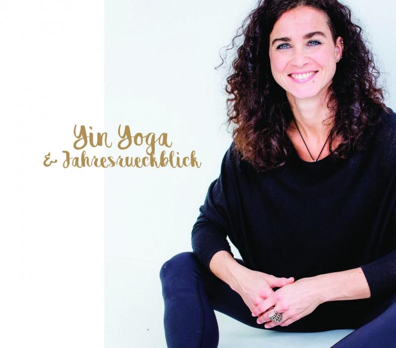 31.12.2017 – 13:00-16:00h – Jahresrückblick & Yin Yoga mit Saskia Schreiber