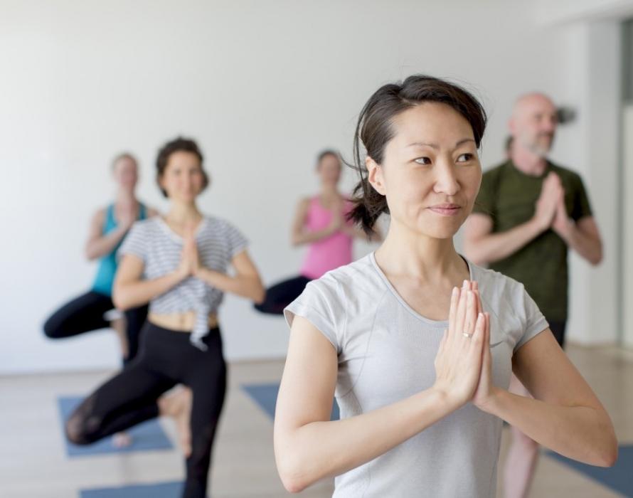 20. November 2021 I 16:00-18:30 Uhr I Yoga Beginner Workshop mit Tanja in Pempelfort