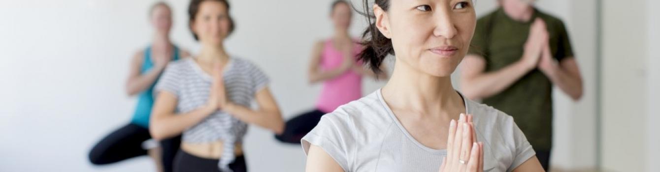 28. August 2021 I 16:00-18:30 Uhr I Yoga Beginner Workshop mit Laura in Pempelfort