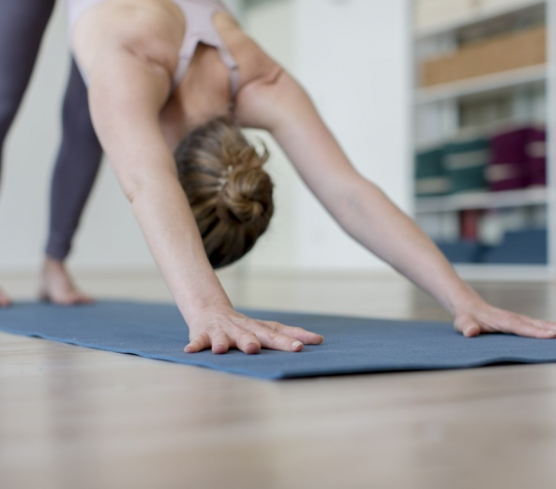 Start 13. Oktober|Yoga Intro| 5-Wochen-Kurs mit Wina in Flingern