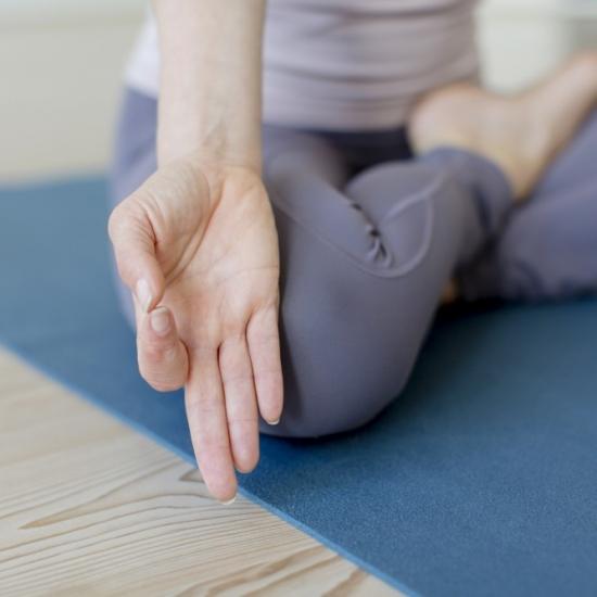 Ausgebucht – Start 20. Februar |Yoga Intro| 6-Wochen-Kurs in Pempelfort mit Britta
