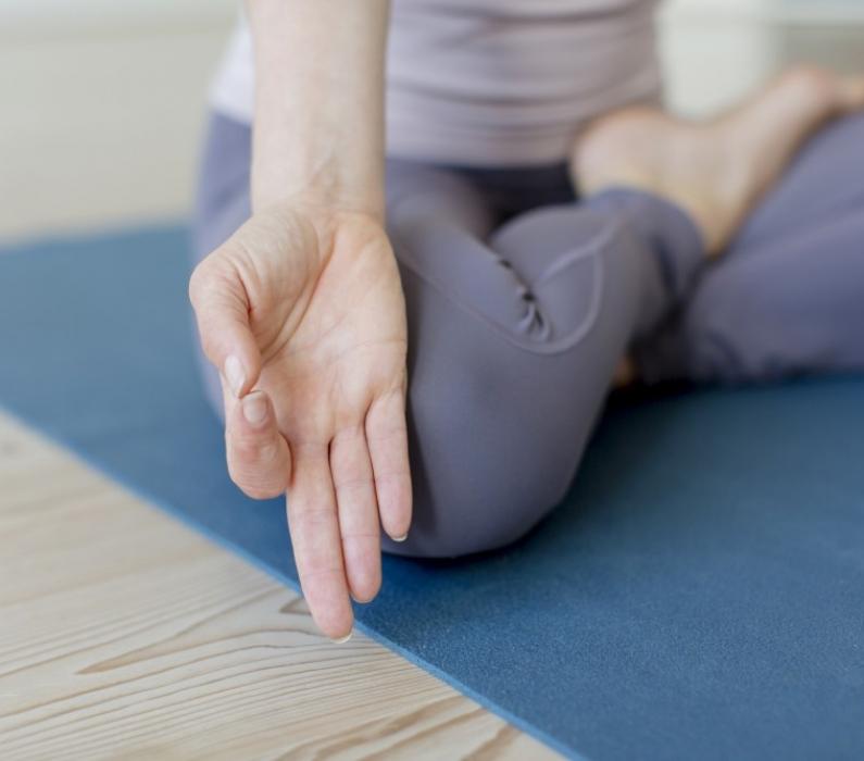 Start 17. Oktober |Yoga Intro 6-Wochen-Kurs mit Tanja | Pempelfort