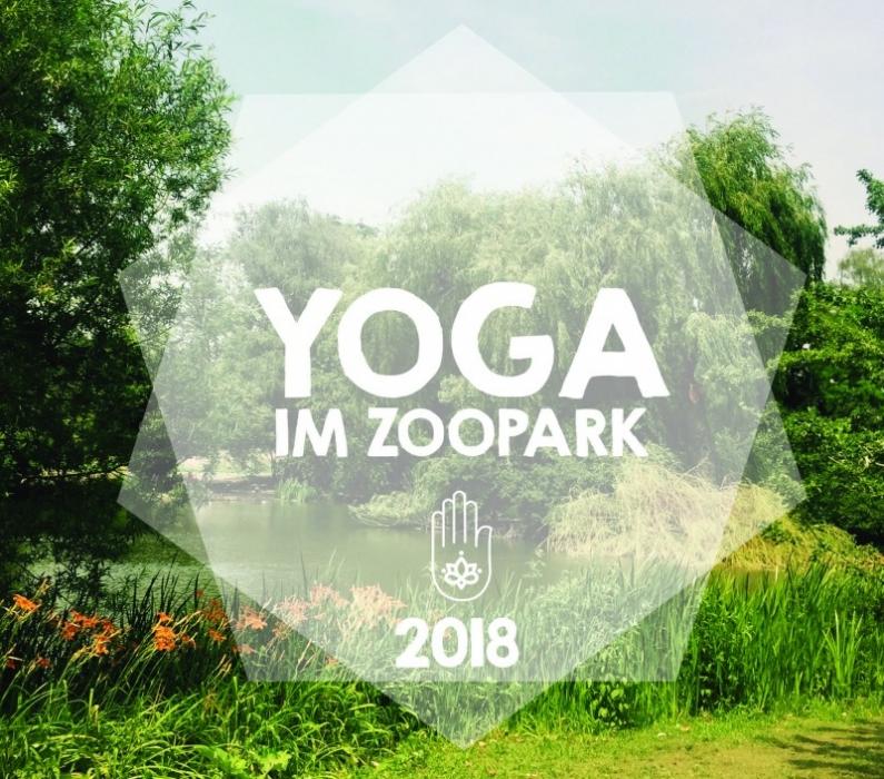 Yoga im Park | Juni bis September 2018 | jeden Sonntag bei gutem Wetter
